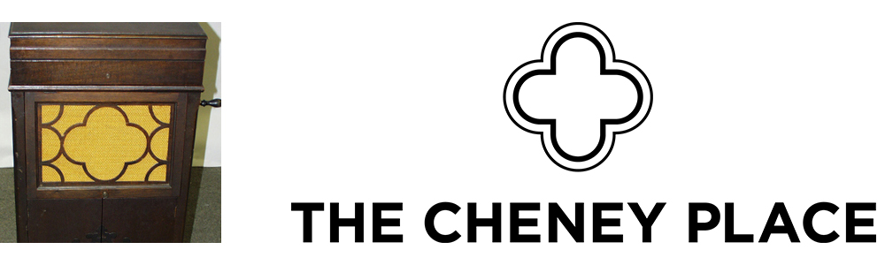 cheney logo and player